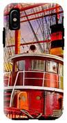 Tugboat Helen Mcallister IPhone X Tough Case
