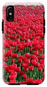 Tulips By The Million IPhone X Tough Case