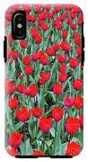 Tulips In Kristiansund, Norway IPhone X Tough Case
