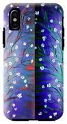 Twin Beauty-2 IPhone X Tough Case