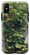 Two Cardinals On The Vine Tree IPhone X Tough Case