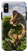 Ultrasaurus IPhone X Tough Case
