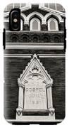 Union Gospel Tabernacle - Aka Ryman Auditorium IPhone X Tough Case