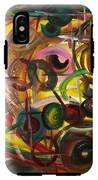 Untitled Abstract  IPhone X Tough Case