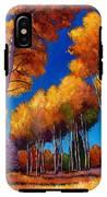Up And Away IPhone X Tough Case