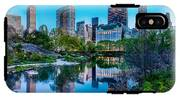 Urban Oasis IPhone X Tough Case
