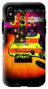 Usa Strat Guitar Music IPhone X Tough Case