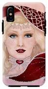 Valentine IPhone X Tough Case