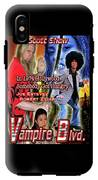 Vampire Blvd.  IPhone X Tough Case