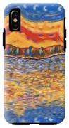 Van Gogh Skies IPhone X Tough Case