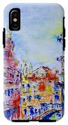 Venice 6-28-15 IPhone X Tough Case