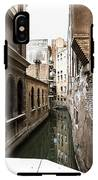 Venice One Way Street IPhone X Tough Case