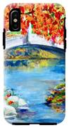 Vermont Bridge IPhone X Tough Case