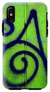 Vibrant City IPhone X Tough Case