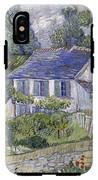 Vincent Van Gogh, Houses At Auvers IPhone X Tough Case