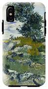 Vincent Van Gogh, The Rocks IPhone X Tough Case