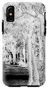 Walk In The Dark IPhone X Tough Case