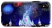 Walt Disney World Fireworks  IPhone X Tough Case