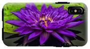 Water Lily 15-2 IPhone X Tough Case