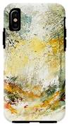 Watercolor  908021 IPhone X Tough Case