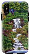 Waterfall IPhone X Tough Case