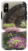 Waterwheel In Bayeux IPhone X Tough Case