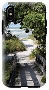 Way To The Beach IPhone X Tough Case