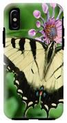 Western Tiger Swallowtail IPhone X Tough Case