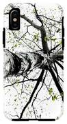 White Birch 2011-1a IPhone X Tough Case