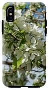 White Blossoms IPhone X Tough Case