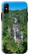 White River Falls IPhone X Tough Case
