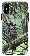 Whoooo Are You IPhone X Tough Case