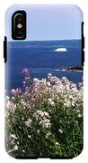 Wild Flowers And Iceberg IPhone X Tough Case