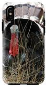 Wild Turkey IPhone X Tough Case