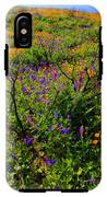 Wildflowerscape IPhone X Tough Case