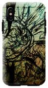 Window Drawing 01 IPhone X Tough Case