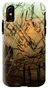 Window Drawing 09 IPhone X Tough Case