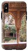 Window In La Alhambra IPhone X Tough Case