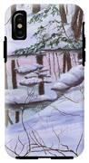 Winter Landscape IPhone X Tough Case