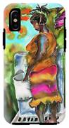 Woman At The Well IPhone X Tough Case
