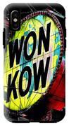 Won Kow, Wow 3 IPhone X Tough Case