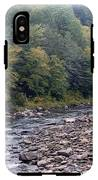 Worlds End State Park Loyalsock Creek IPhone X Tough Case