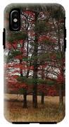 Xmas Colors  IPhone X Tough Case