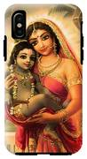 Yashoda And  Krishna 4 IPhone X Tough Case