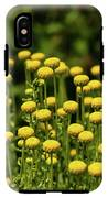Yellow Tansy IPhone X Tough Case