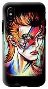 Ziggy Stardust IPhone X Tough Case