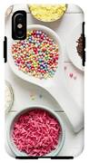 Candy Sprinkles IPhone X Tough Case