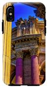 Columns Of The Palace Of Fine Arts IPhone X Tough Case