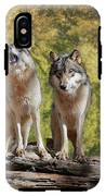 Howling Wolves IPhone X Tough Case