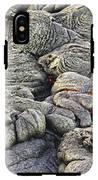 Lava Peeking At Us IPhone X Tough Case